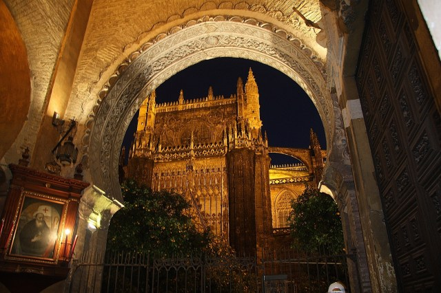 Photo Friday - Seville Cathedral